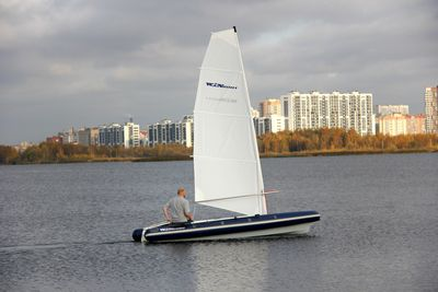 WinBoat 460RF SPRINT SAIL